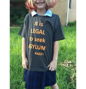 RACS Kids' Motto T-Shirt